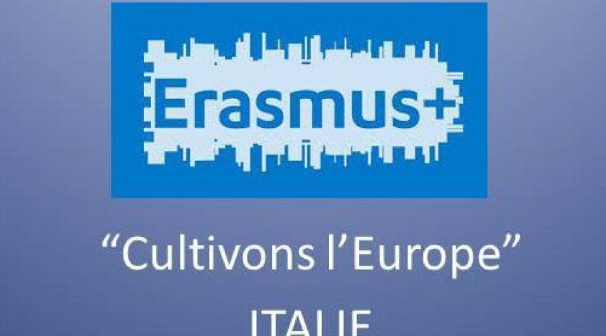 Erasmus, Scuola e Vino